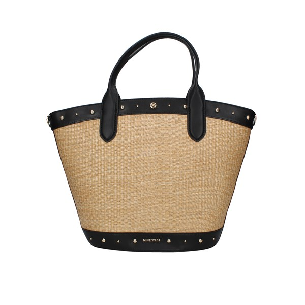 Nine West Hand Bags Natural