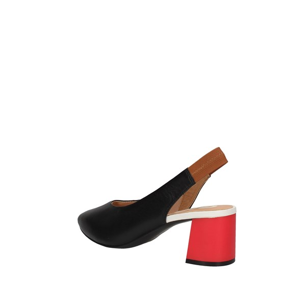 Gioseppo With heel Black