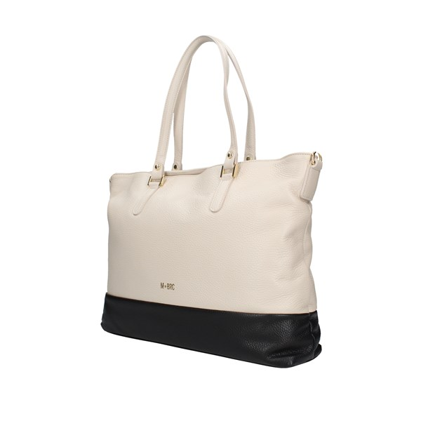 M*brc Hand Bags Ivory