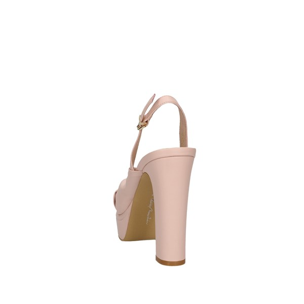 Oggi By Luciano Barachini Heeled Shoes With Plateau Woman Ee172n 2