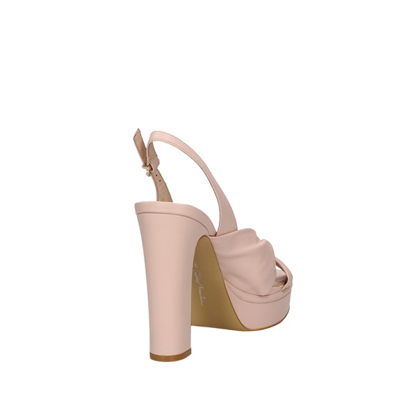 Oggi By Luciano Barachini Heeled Shoes With Plateau Woman Ee172n 3