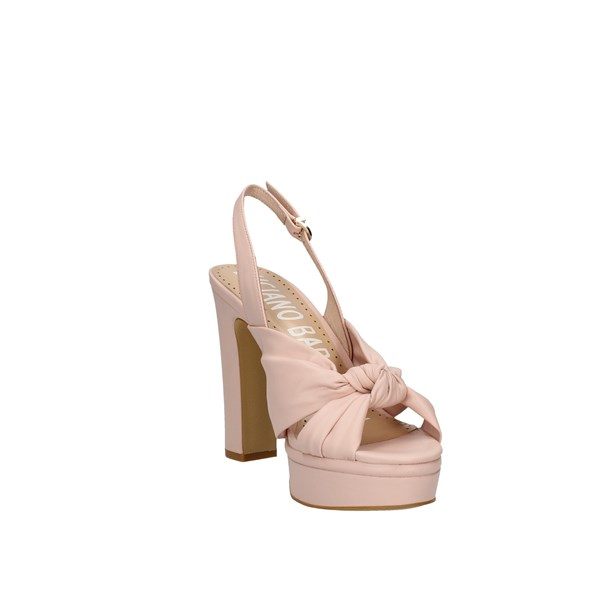 Oggi By Luciano Barachini Heeled Shoes With Plateau Woman Ee172n 6