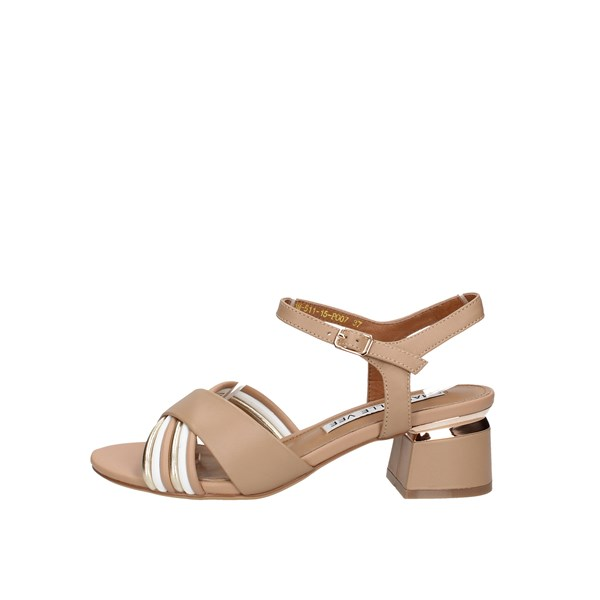 Emanuélle Vee With heel Multi Beige