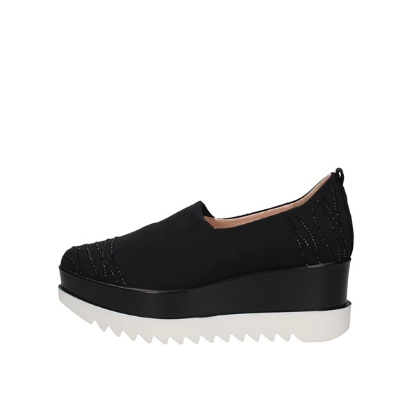 Lorenzo Mari Slip on Black