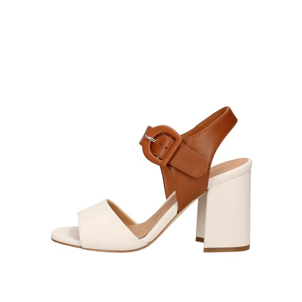 Lorenzo Mari With heel Leather / Ivory