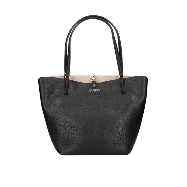 Guess Shopping bags Black / beige