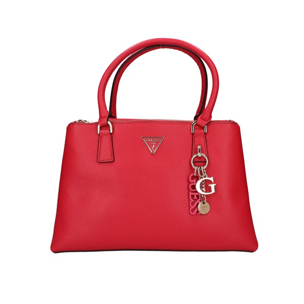 Guess shoulder bags Red