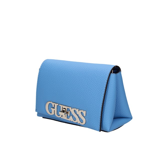 Guess Shoulder Bags Blue