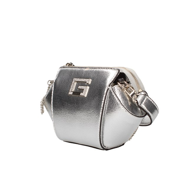 Guess shoulder bags Silver
