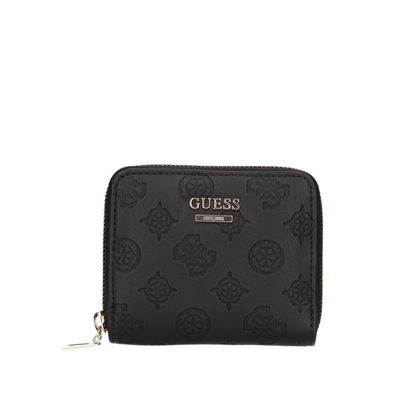 Guess Wallets With zip Swsg7743370 Black