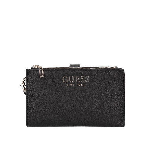 Guess Wallets Wallets Swvg7739570 Black
