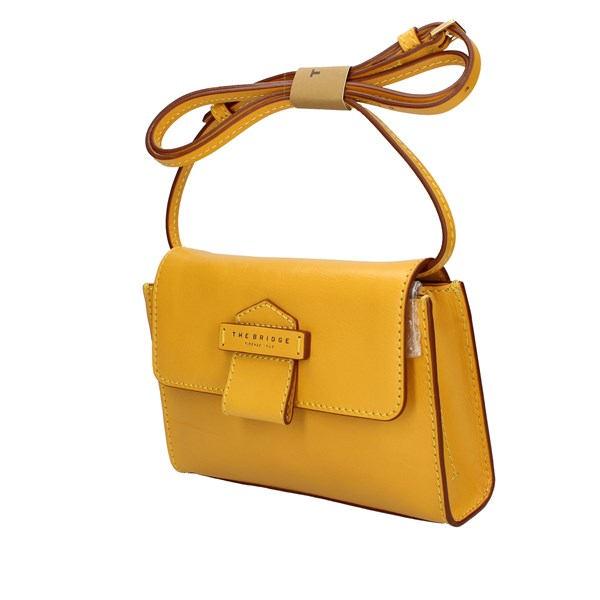 The Bridge shoulder bags Yellow