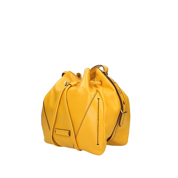 The Bridge Bucket Bags Yellow
