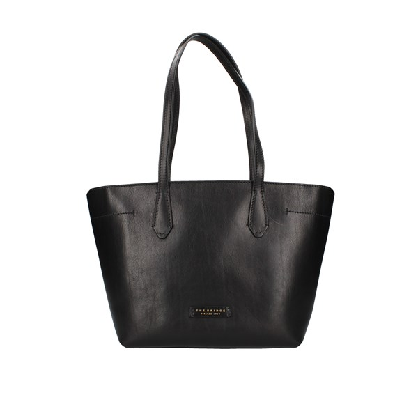 The Bridge Shopping bags Black