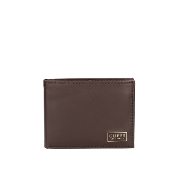 Guess Wallets Brown