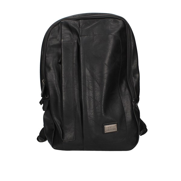 Coveri Backpacks Black
