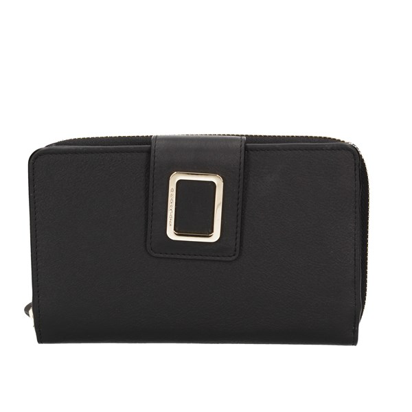 Piquadro With zip Black