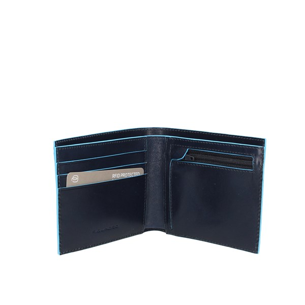 Piquadro Wallets Blue2
