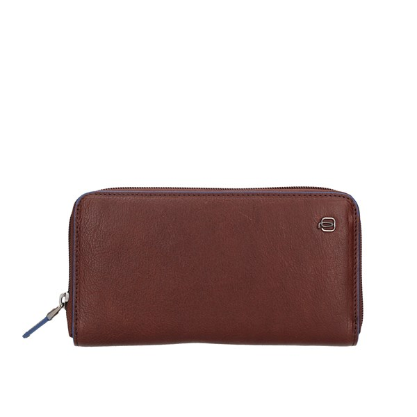 Piquadro Wallets With zip Pd1515b2sr Brown