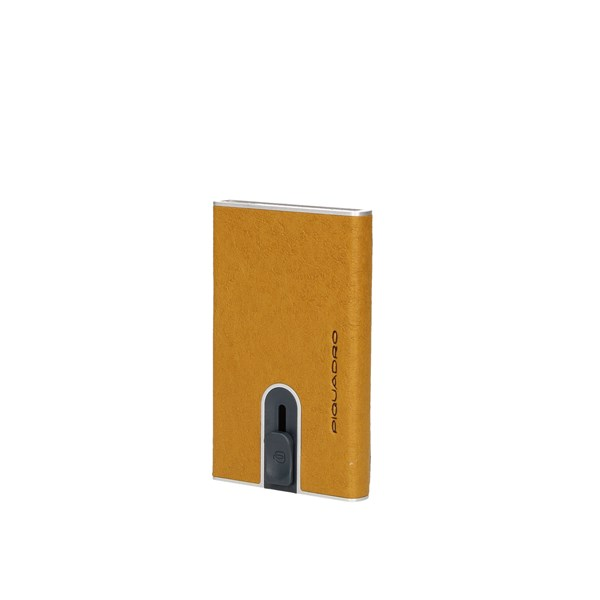 Piquadro Wallet Yellow