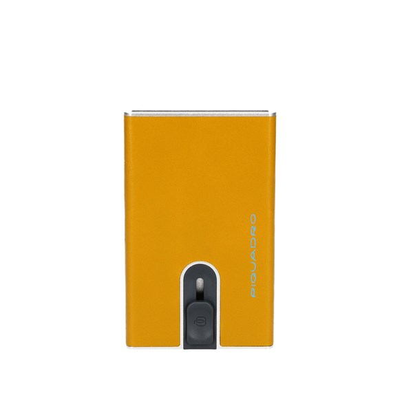Piquadro Wallets Card Holder Pp4825b2r Yellow