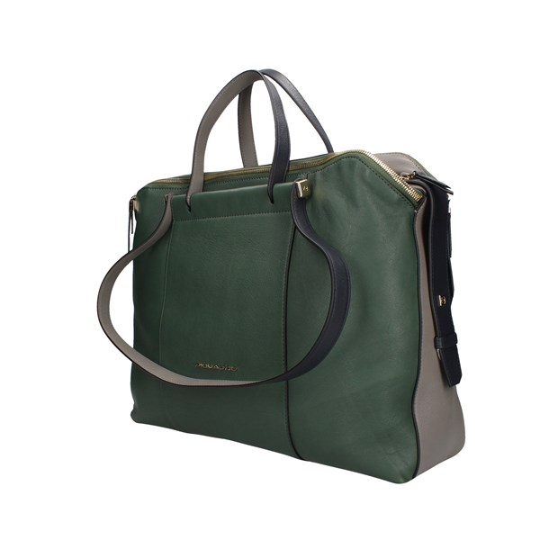 Piquadro shoulder bags Green