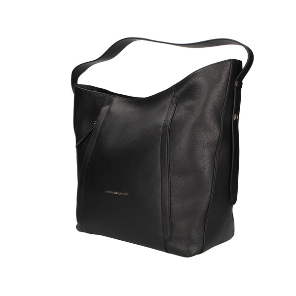 Piquadro shoulder bags Black