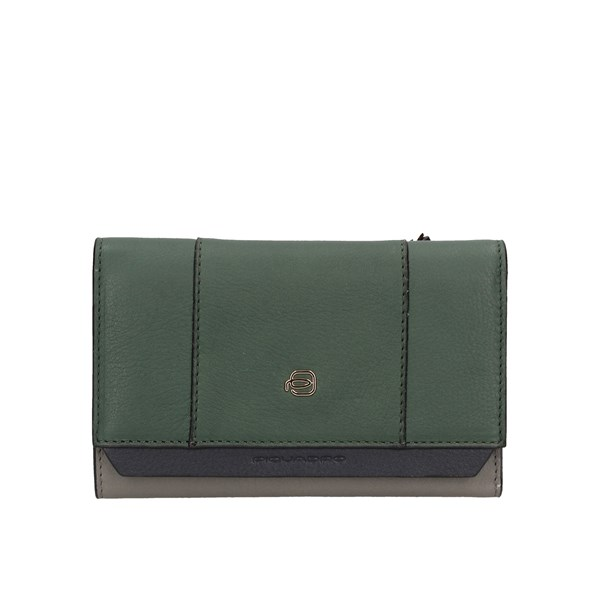 Piquadro Wallets Green