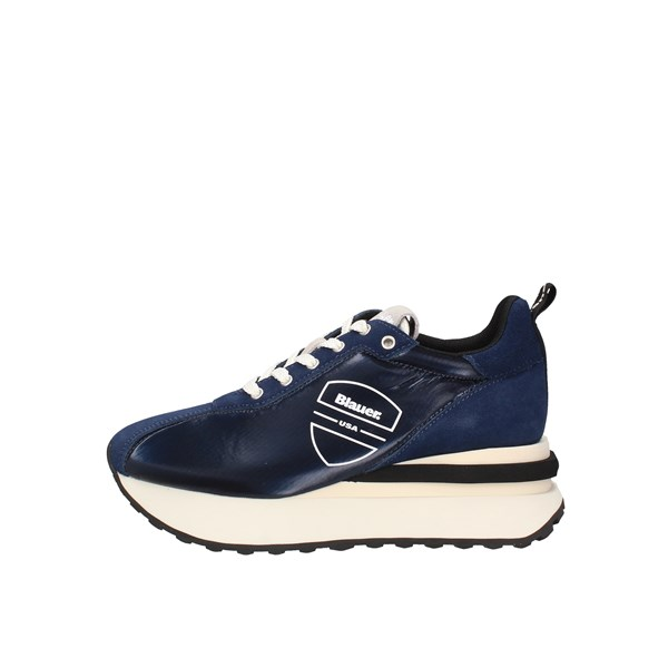 Blauer  low Blue