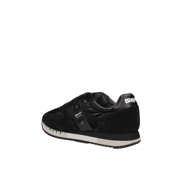 Blauer  low Black