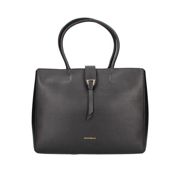 Coccinelle Shopping bags Black