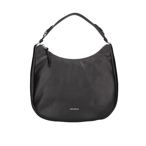 Coccinelle shoulder bags Black