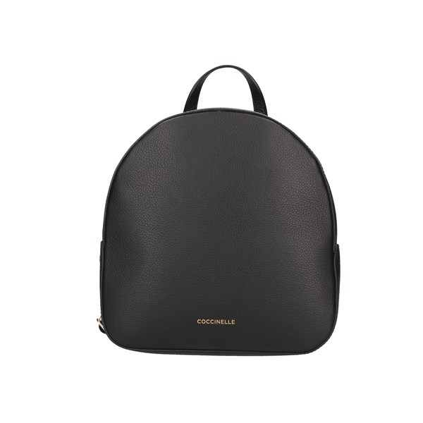 Coccinelle Backpacks Black