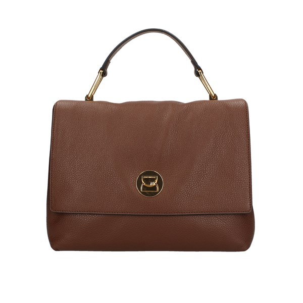 Coccinelle Hand Bags Brown