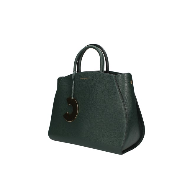 Coccinelle Hand Bags Green