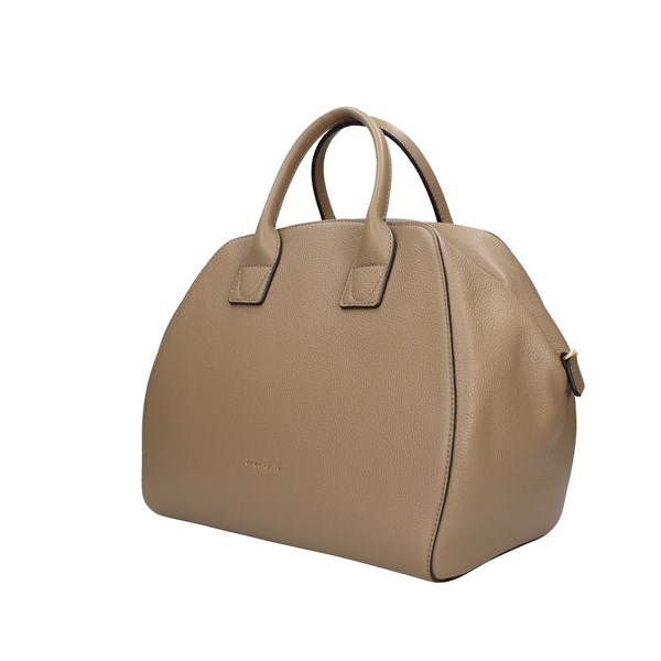 Coccinelle Hand Bags Taupe