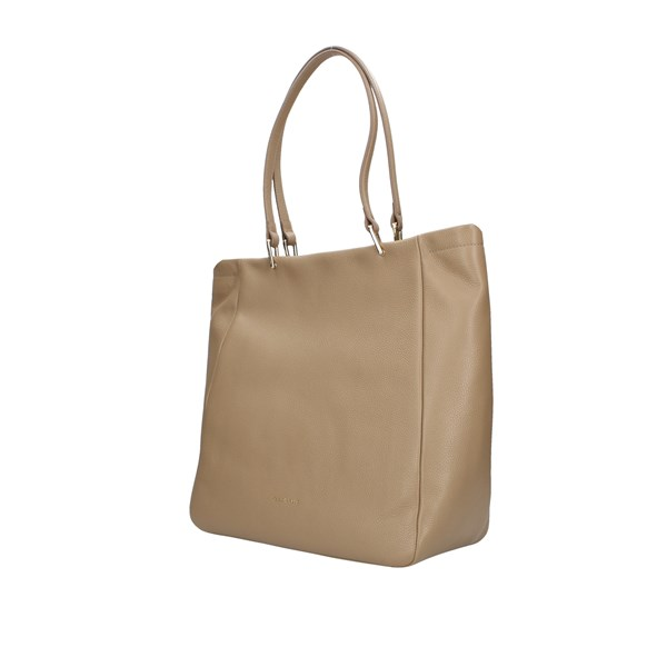 Coccinelle Shopping bags Taupe