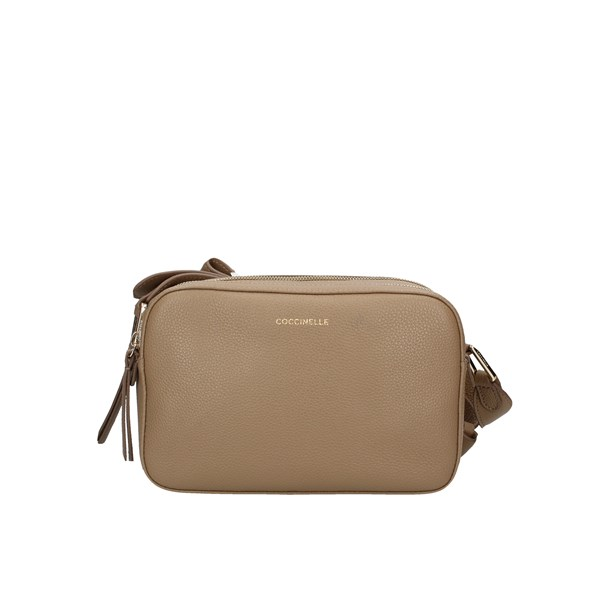 Coccinelle Shoulder Bags Taupe