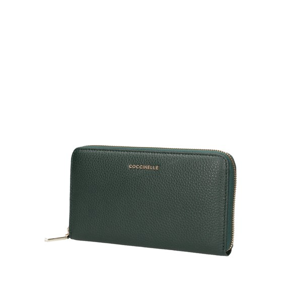Coccinelle Wallets Green