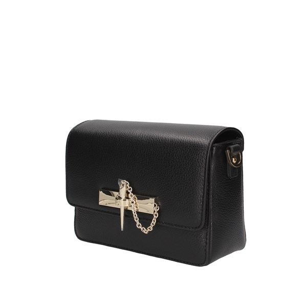 Patrizia Pepe Shoulder Bags Black