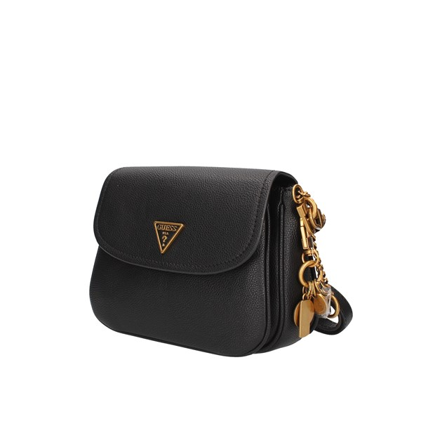 Guess shoulder bags Black