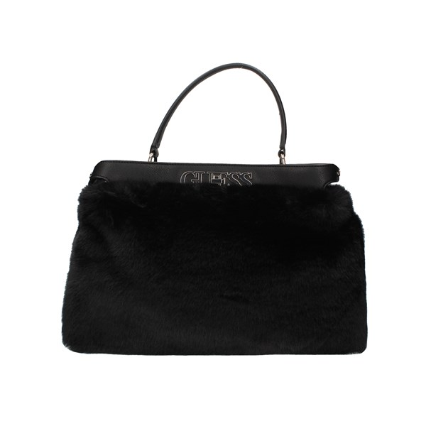 Guess Hand Bags Black