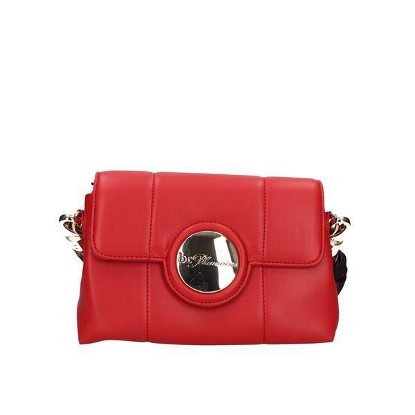 Be Blumarine Hand Bags Red