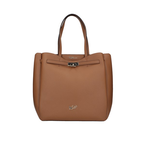 Be Blumarine shoulder bags Camel