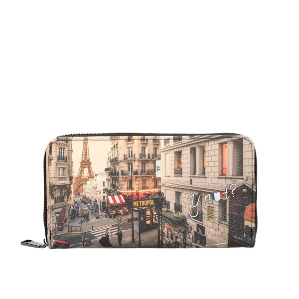 Ynot? Wallet Paris-boheme