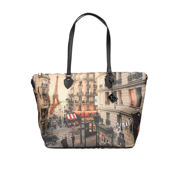 Ynot? Shopping bags Paris-boheme