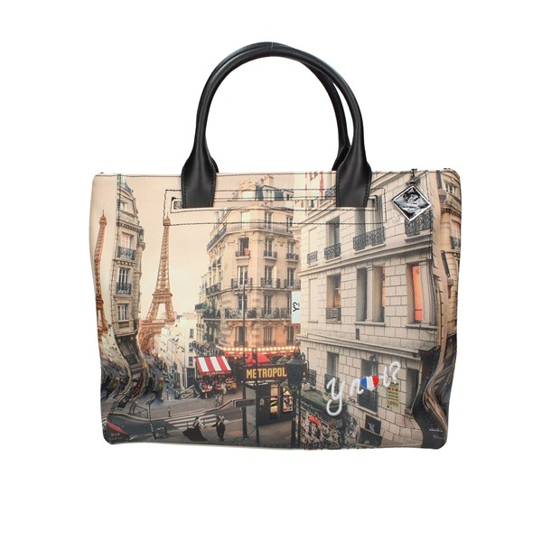 Ynot? Shoulder bag Paris-boheme