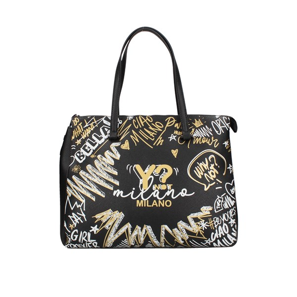 Ynot? Shopping Bag Gold