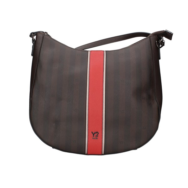 Ynot? shoulder bags Brown