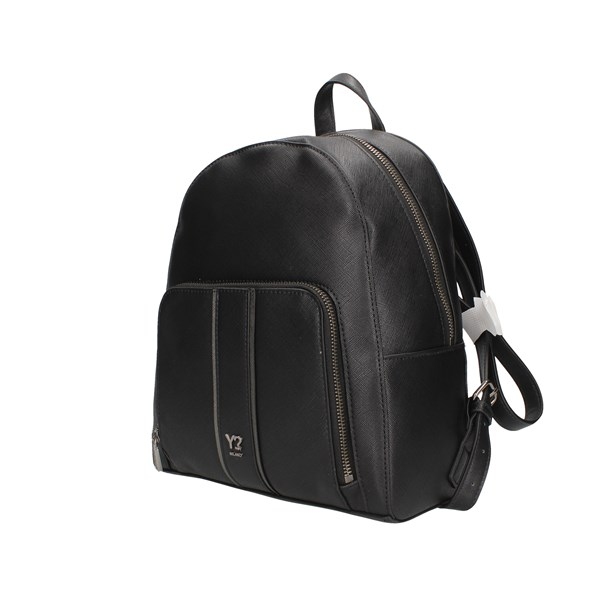 Ynot? Backpack Black